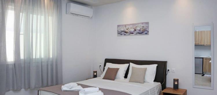Δίκλινο ενοικιαζόμενο δωμάτιο με κουζίνα Καβάλα