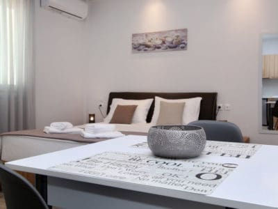 Double room with kitchenette Kavala