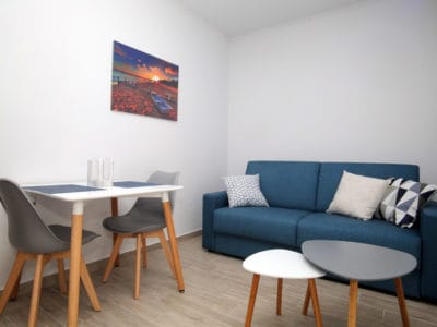Rooms for let, studios next to the Kavala Sea